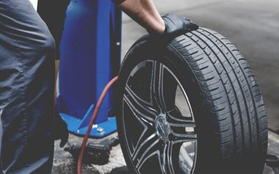 Selecting the right kind of tires for winter snow.